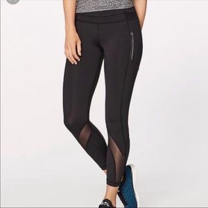 lululemon inspire 7/8 tight leggings